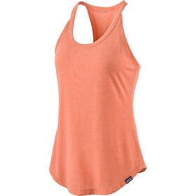 Patagonia Capilene Cool Trail Tank Damer, orange